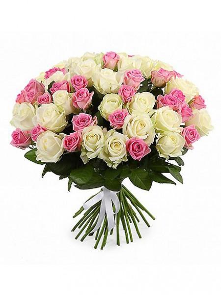 Сладкие грезы - 101 роза