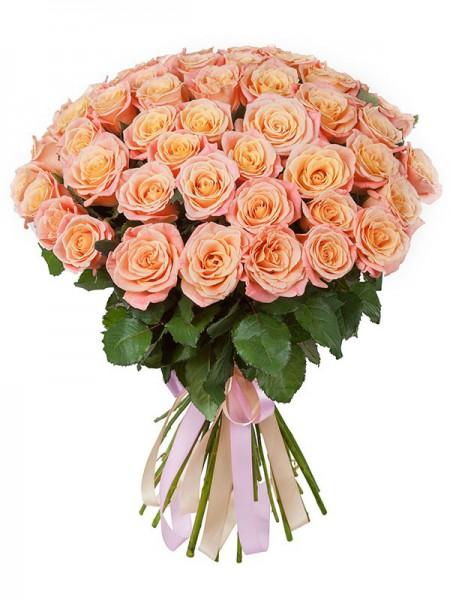 51 роза букет